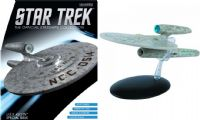 Star Trek The Official Starships Collection Special #5 U.S.S. Kelvin (2009 Movie)